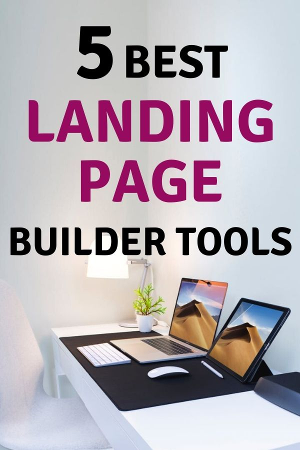 Best Landing Page Builder Tools