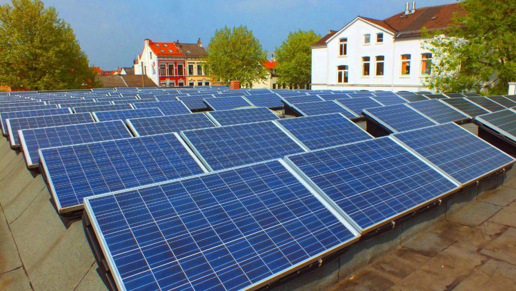 Purchasing Solar Farm and Panels