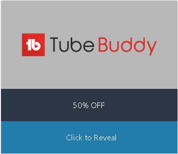 TubeBuddy CTA