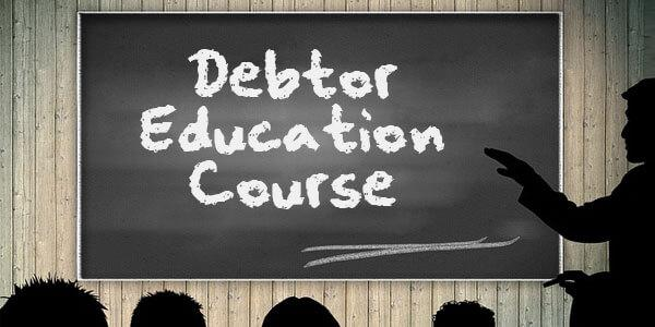 debtor eductaion course How to File Chapter 13 With No Money