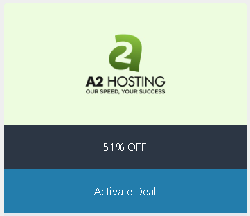 A2Hosting Coupon Code