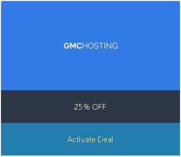 GMCHosting Discount